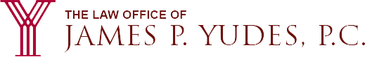 Logo of The Law Office of James P. Yudes, P.C.
